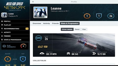 Need for Speed™ Network Screenshot 3