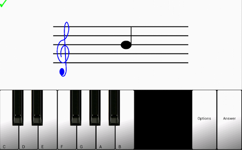 1 Learn sight read music notes - screenshot thumbnail