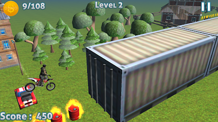 Stunt Bike Race 3D Free 1.0.4 screenshot 135224