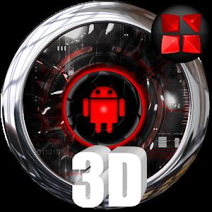 Next Launcher theme KromTwistr 個人化 App LOGO-APP試玩