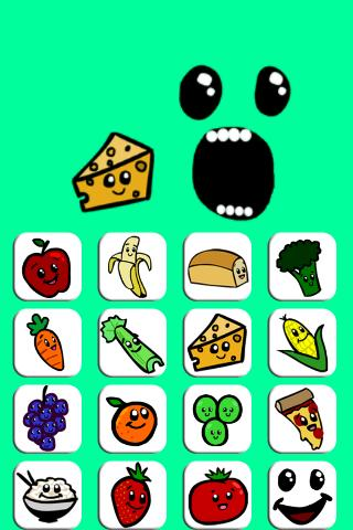 Toddler Food- screenshot