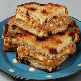 Toasted Monkey Sandwiches.