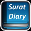 Surat Diary icon