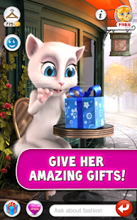 Talking Angela Screenshot 22