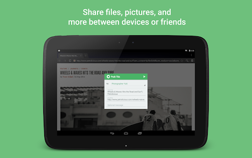 Pushbullet - SMS on PC Screenshot 17