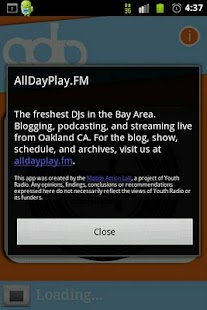 AllDayPlay *BETA* - screenshot thumbnail