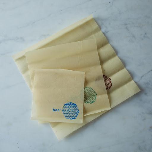 Bee's Wrap (Set of 3 Sizes)