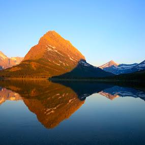 Reflections by Matt Padgett - Landscapes Mountains & Hills