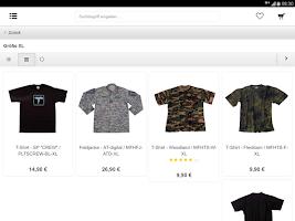 Screenshot of softair-professional.de