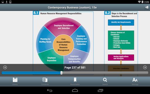 Courseload Mobile Reader