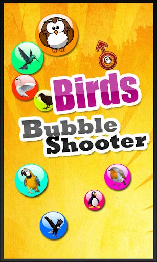 Bird Bubble Shooter