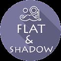 FLAT & SHADOW ICONS APEX/NOVA icon