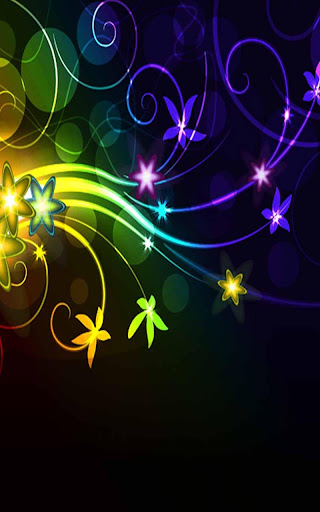 霓虹花壁纸|玩生活App免費|玩APPs