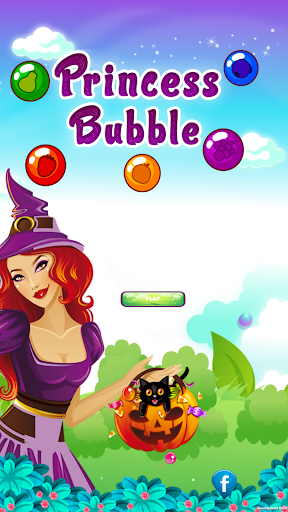 Witch Bubble Star