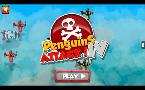Penguins Attack Mobile