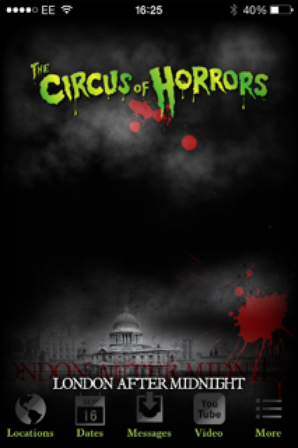 Circus of Horrors - screenshot