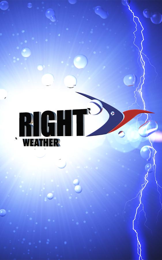 RightWX - Rightweather.net - screenshot