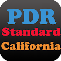 PDR – California icon