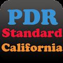 PDR – California icon