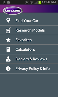 Cars.com – New & Used Cars - screenshot thumbnail