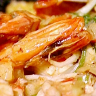 Healthy Sweet and Sour King Prawn Stir-Fry Recipe