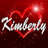 Kimberly diamond sticker