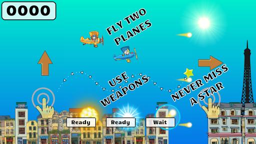 免費休閒App|Retry: Flappy Plane 4 2 Thumbs|阿達玩APP