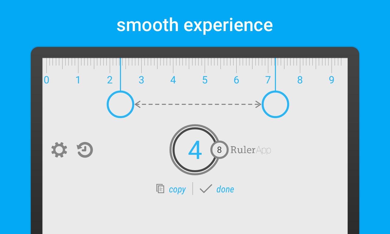 Ruler App - screenshot