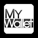 마이월렛(보안카드, 계좌, 암호 등의 관리) icon