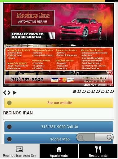 商業必備APP下載|Recinos Iran Auto Srv 好玩app不花錢|綠色工廠好玩App