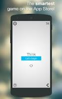 Screenshot of Think
