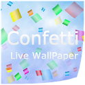 Confetti Live Wallpaper