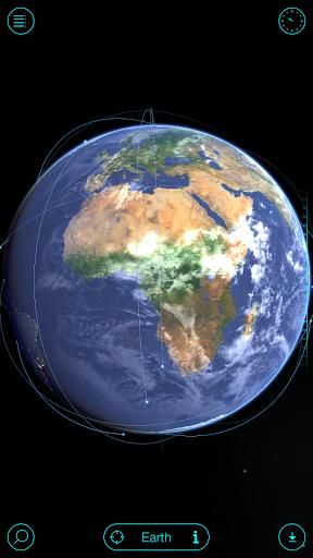 Solar Walk: Explore the Universe in Planetarium 3D  screenshots 1