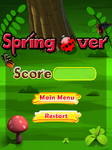 Spring Rush Free- screenshot thumbnail