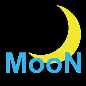 月亮,你在哪裡?