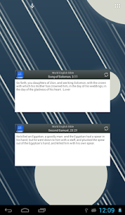 World English Bible screenshot