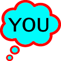 Thinking of You. logo