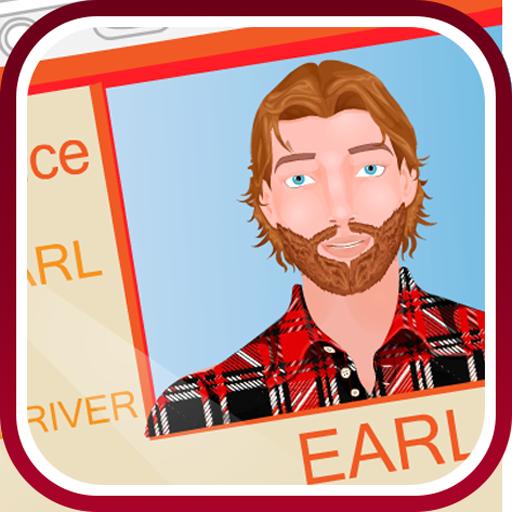 司機理髮店兒童遊戲 休閒 App LOGO-APP試玩