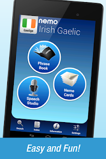 FREE Irish Gaelic by Nemo- screenshot thumbnail