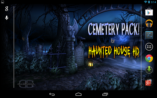 Haunted House HD  screenshots 1