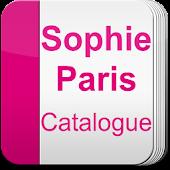 Sophie Paris Catalogue