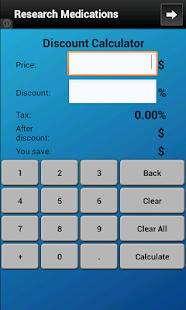 Discount Calculator free