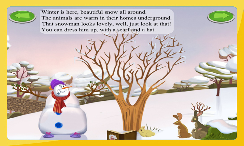 Earth Day: Kids Seasons Story - Android Apps on Google Play