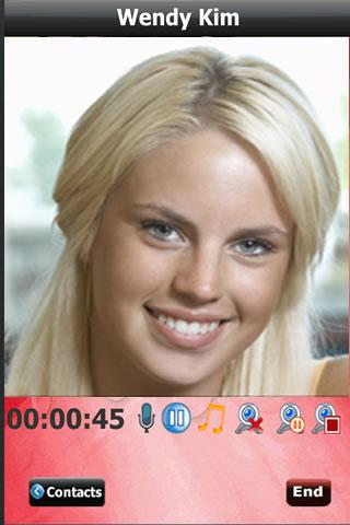 Live Mobile Video Chat - screenshot