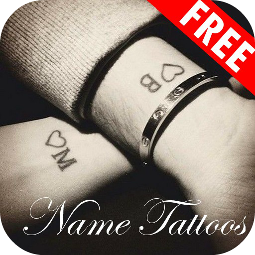 Name Tattoos Lettering