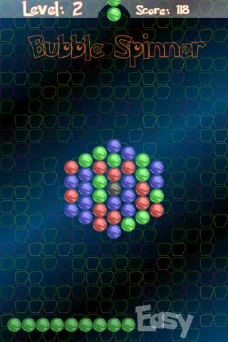 Bubble Spinner - screenshot