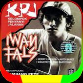IWAN FALS Album KPJ (1985)