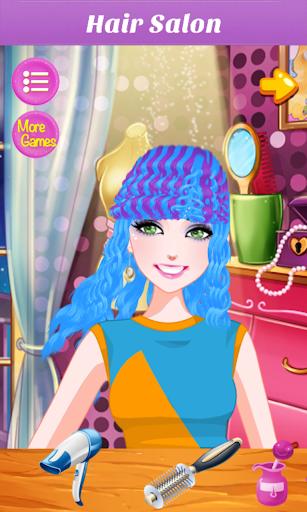 Fairy Princess Hair Salon
