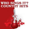 Who Sings It? Country Hits icon