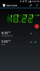 Alarm Clock Free screenshot 0